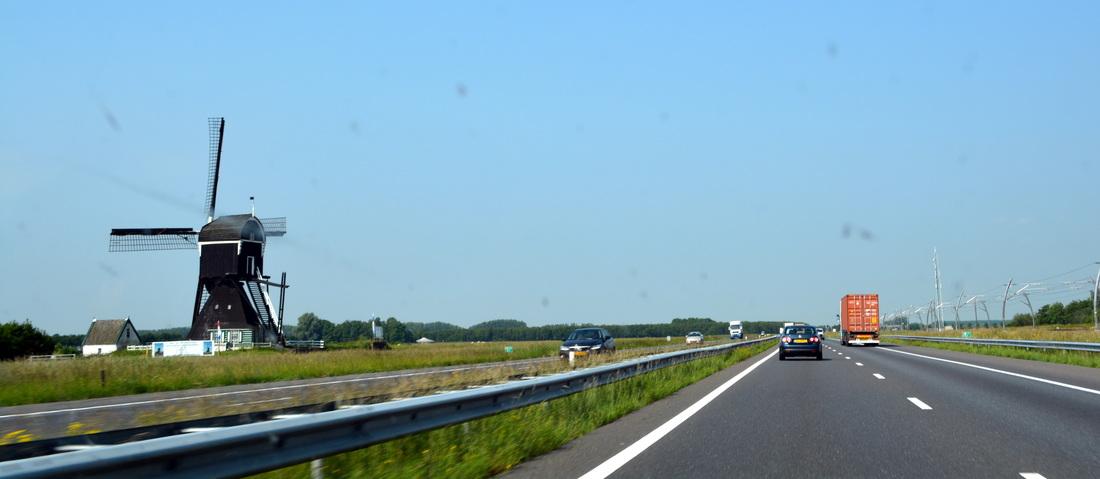 The Netherlands Belgium Luxembourg Road Trip